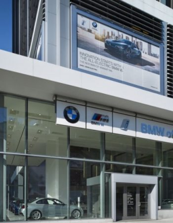 BMW of Manhattan,New York, USA