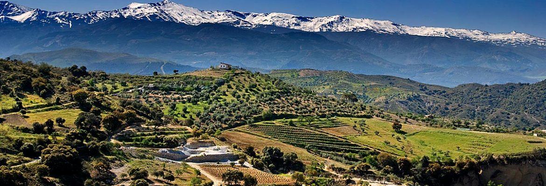 Sierra Nevada National Park,Granada, Spain