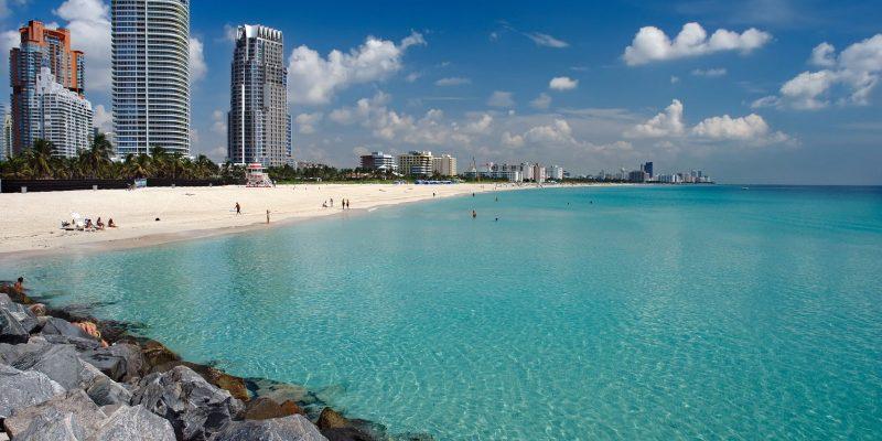 South Beach,Miami Beach,Florida, USA