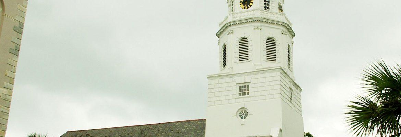 Saint Michael's Church,Charleston,South Carolina, USA