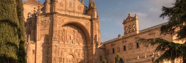 Convent of St. Stephen, Salamanca, Spain