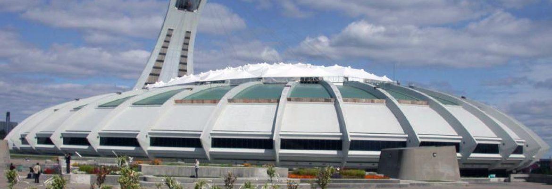 Stade olympique de Montréal, QC, Canada