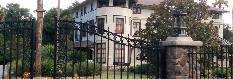 Stetson Mansion,DeLand,Florida, USA