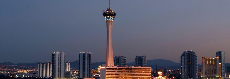 Stratosphere Tower, Las Vegas,Nevada, USA
