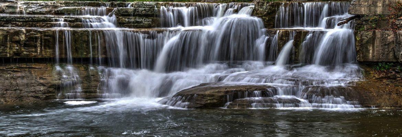 Taughannock Falls State Park, Trumansburg, New York, USA