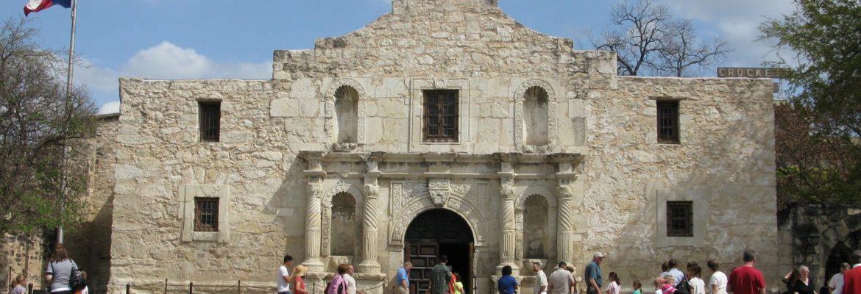 The Alamo, San Antonio,Texas, USA