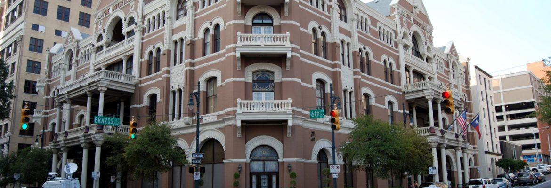 The Driskill Historic Hotel,St, Austin,Texas, USA