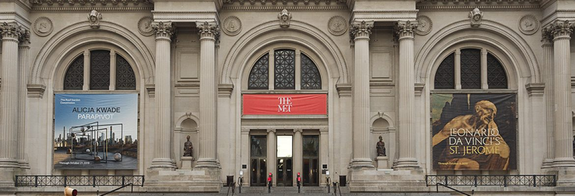 The Metropolitan Museum of Art, New York, USA