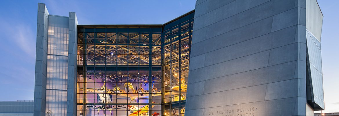 The National WWII Museum, New Orleans,Louisiana, USA