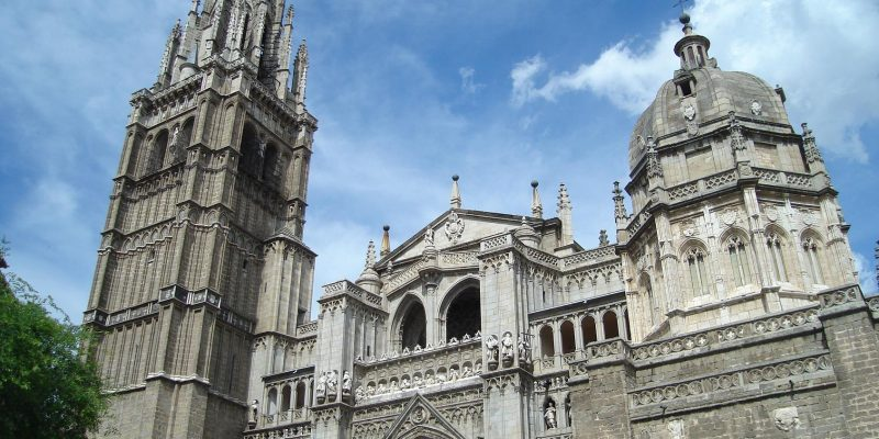 Primate Cathedral of Saint Mary of Toledo,Toledo, Spain