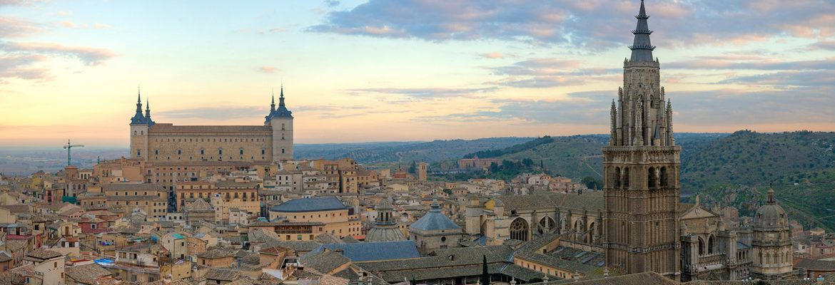 Historic City of Toledo, Unesco, Toledo, Spain