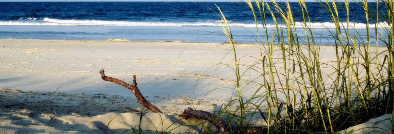 Tybee Island Beach, Tybee Island,Georgia, USA