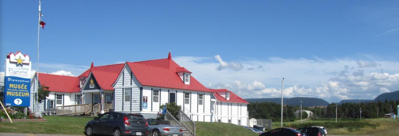 La Société Saint-Pierre Museum, NS, Canada