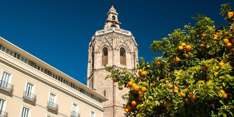 Micalet – Miguelete,Valencia, Spain