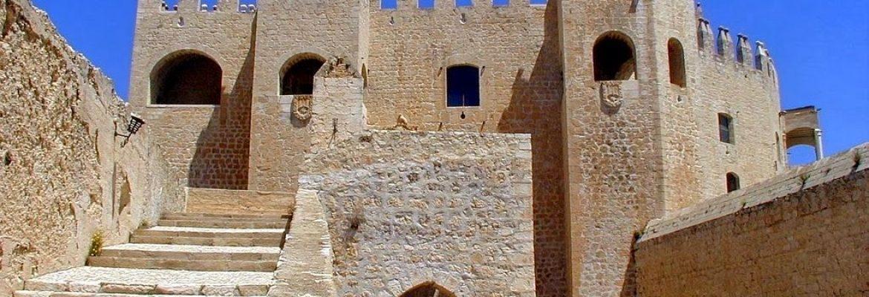 Castillo de Vélez-Blanco,Vélez-Blanco, Almería, Spain