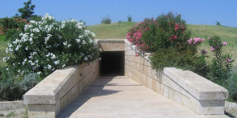 Archaeological Site of Aigai – Macedonian Royal Tombs, Vergina, Greece