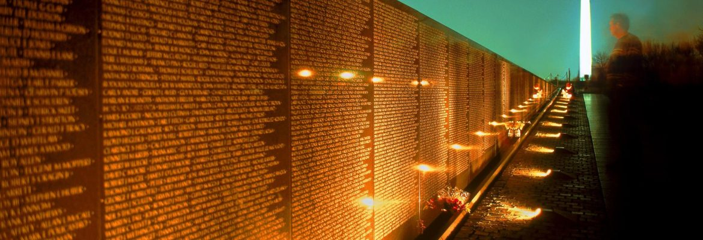 Vietnam Veterans Memorial,Washington, DC, USA