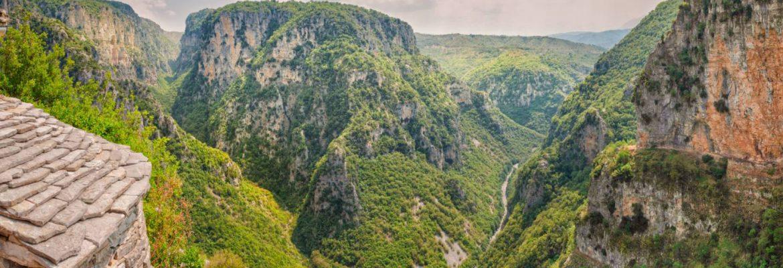 The Vikos–Aoös National Park,Papigko, Greece