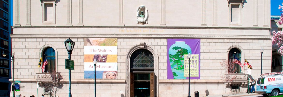 The Walters Art Museum, Baltimore, Maryland, USA
