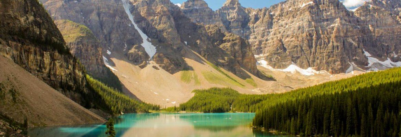 Canadian Rockies Mountains, Unesco Site, Canadian Rockies, Canada