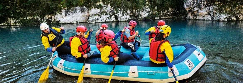 Adventure Activities, Kipi, Greece