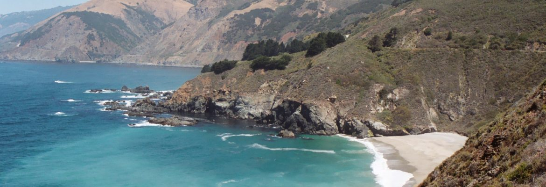 Pacific Coast Highway,Pacifica,California, USA