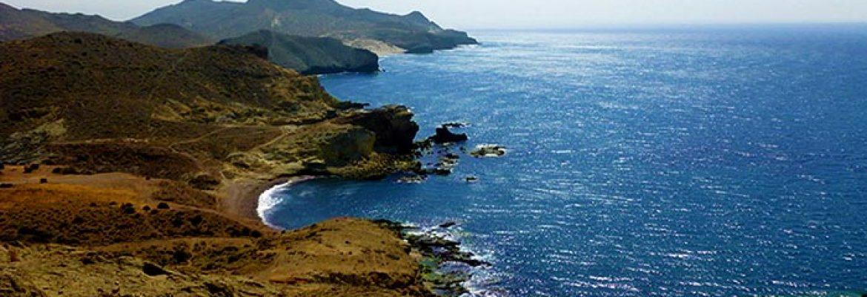 Parque Natural del Cabo de Gata, Níjar.Almería, Spain