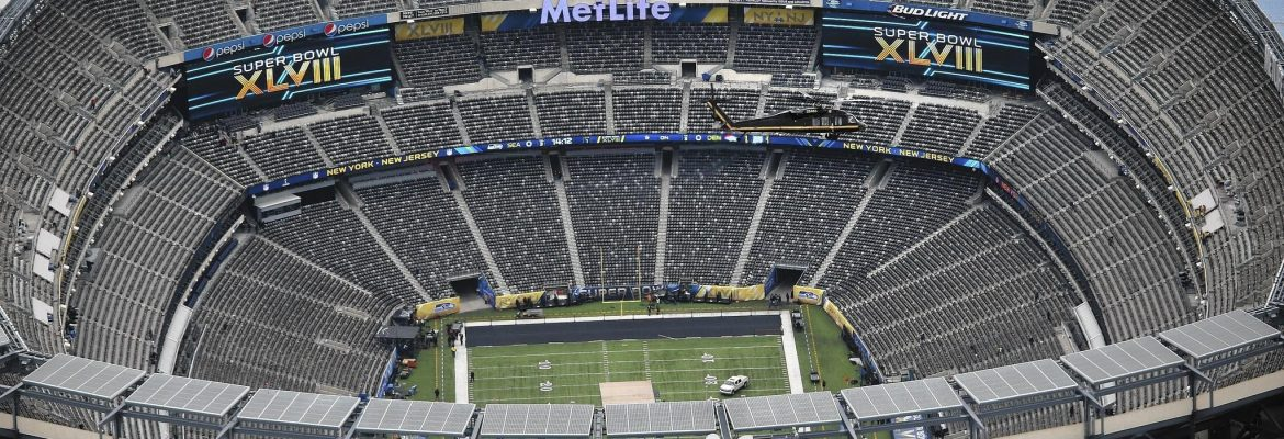 MetLife Stadium, East Rutherford, New Jersey, USA