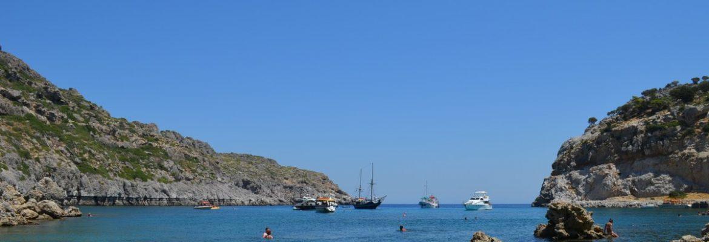 Antony Quinn Bay,Kallithea, Greece