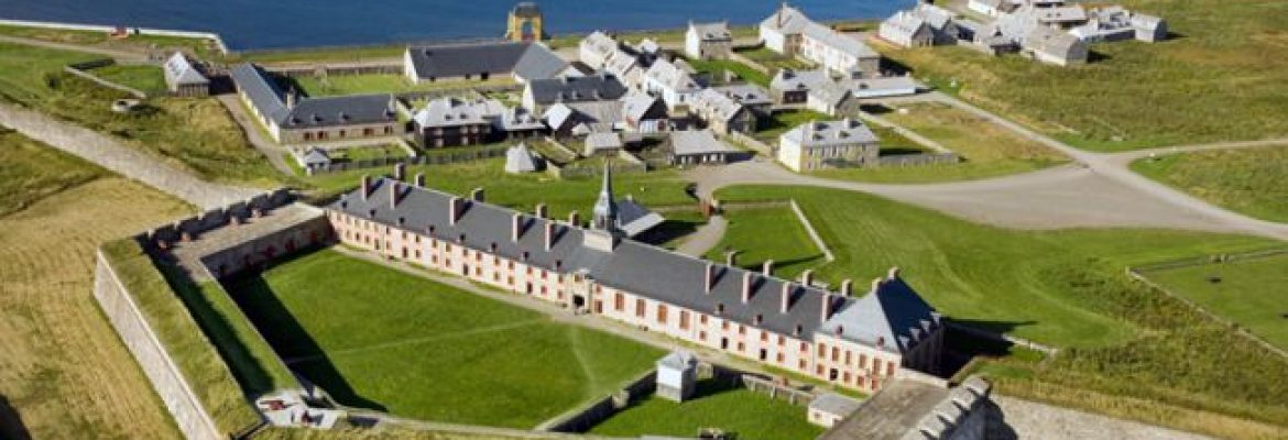 Fortress of Louisbourg, NS, Canada