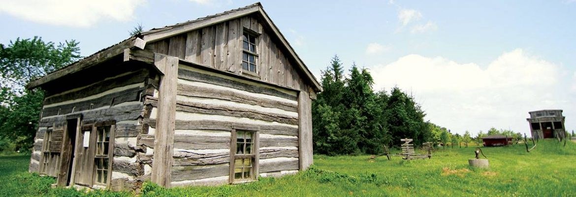 Uncle Tom's Cabin Historic Site,ON, Canada