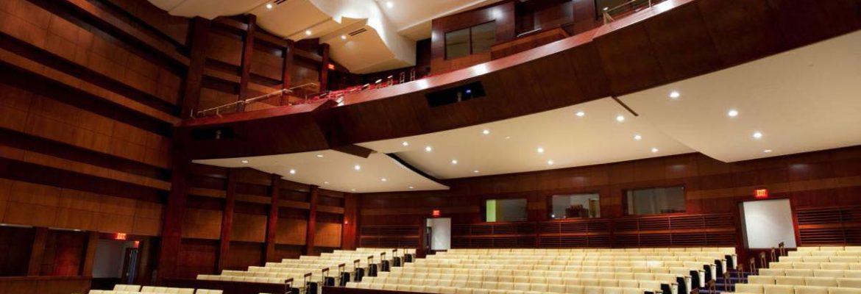 Armstrong Auditorium, Edmond,Oklahoma, USA