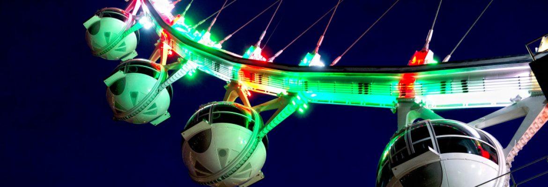High Roller,Las Vegas,Oregon, USA