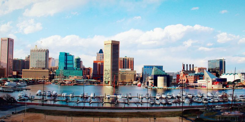 Historic Ships in Baltimore, Baltimore, Maryland, USA
