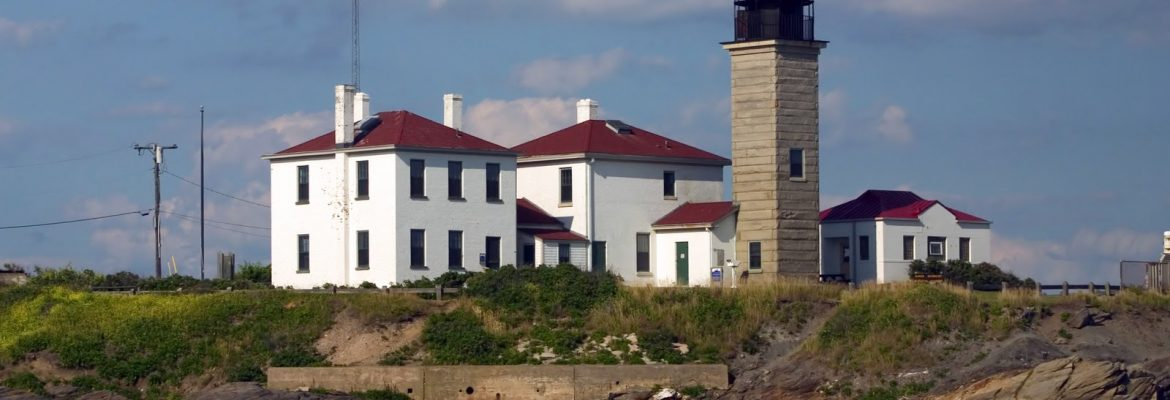Beavertail Lighthouse Museum, Jamestown, Rhode Island, USA