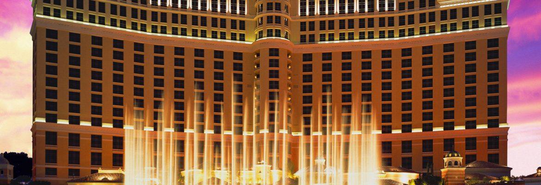 Casino at Bellagio, Las Vegas,Nevada, USA