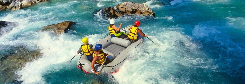 River Rafting,Papasidero CS, Italy