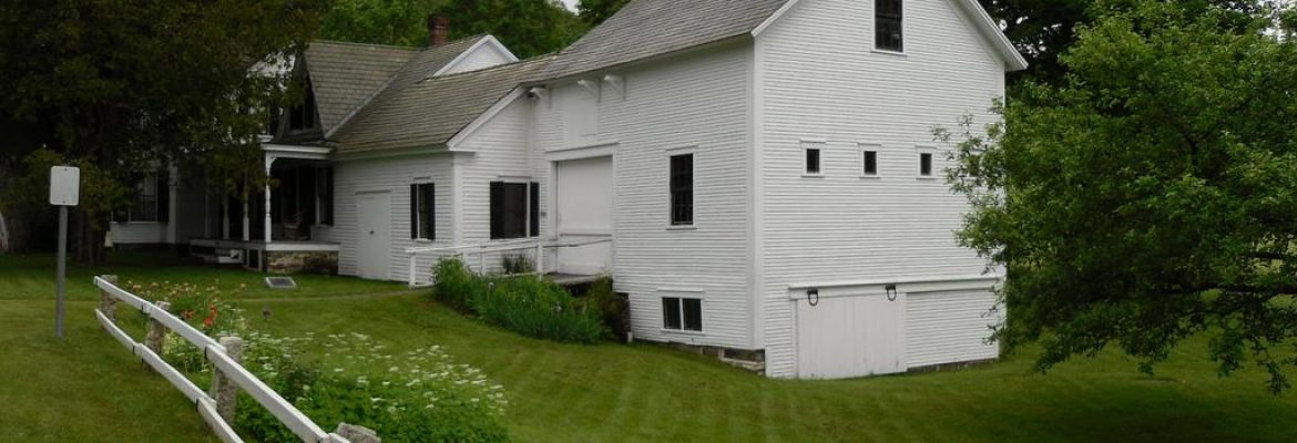 President Calvin Coolidge State Historic Site, Plymouth, Vermont, USA
