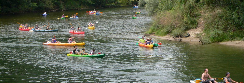 Canoe River Adventure,Arriondas, Asturias, Spain