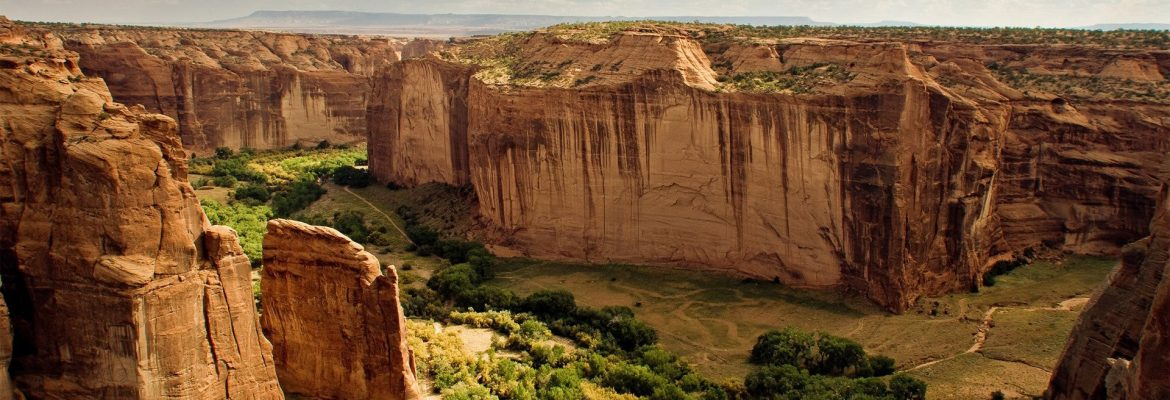 Canyon de Chelly National Monument, Chinle, Arizona, USA
