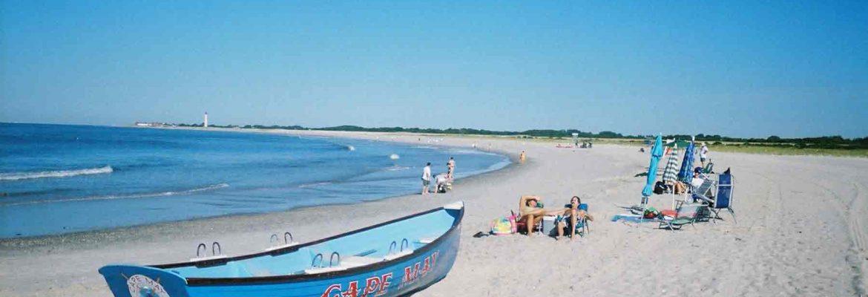 North Wildwood Beach, North Wildwood, New Jersey, USA