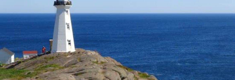 Cape Spear Lighthouse,Blackhead, NL, Canada