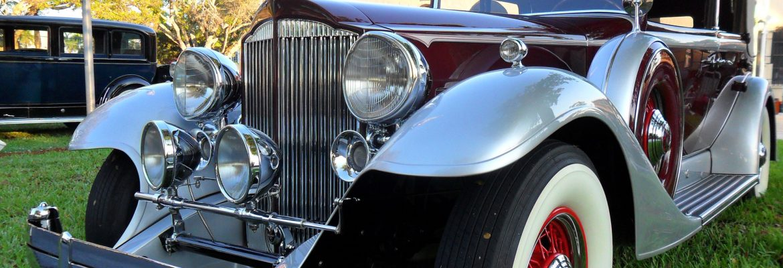 Auto World Vintage Car Museum,Gujarat, India