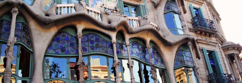 Casa Batlló,Barcelona, Spain