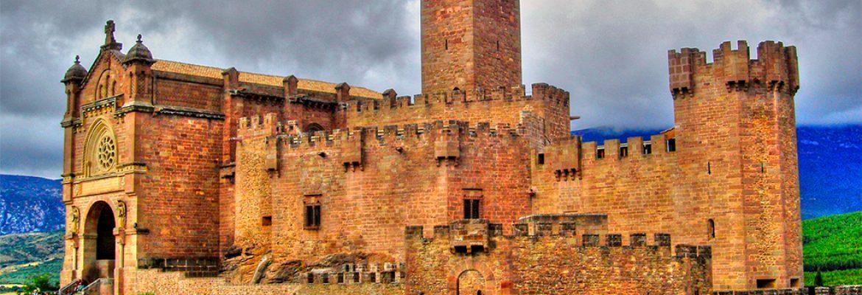 Castillo de Javier,Navarra, Spain