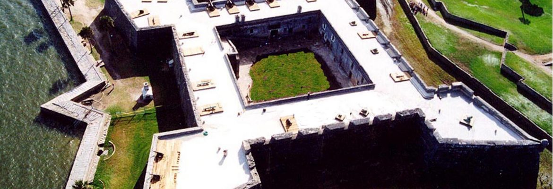 Castillo de San Marcos,St Augustine,Florida, USA