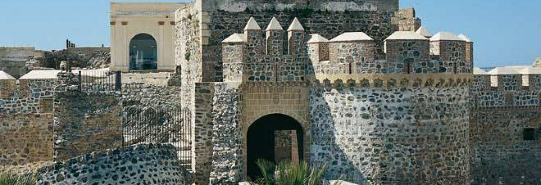 Castillo de San Miguel,Almuñécar, Granada, Spain
