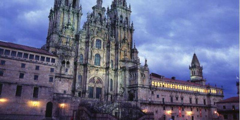 Cathedral of Santiago de Compostela,Santiago de Compostela, A Coruña, Spain