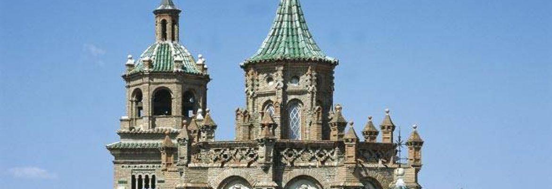 Mudejar Architecture of Aragon, Unesco Site, Aragon, Spain