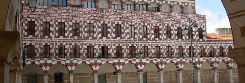 Plaza Alta, Badajoz, Spain